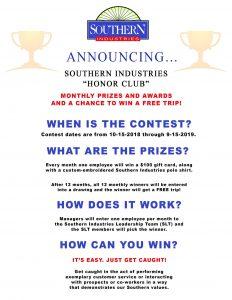 Southern Rewards